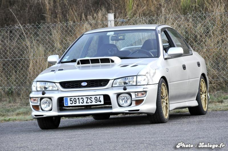 My Little Impreza GT My99 From FRANCE