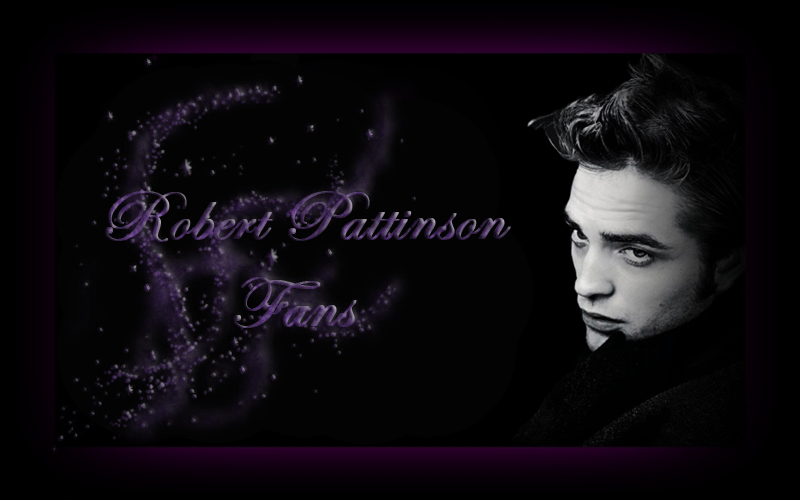 Robert Pattinson Fans