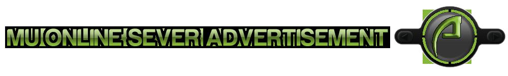 Mu Online Servers Advertisemen